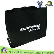 ecological non woven clothes trade show bag