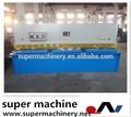 Hydraulique coupe de tôle d'acier qc12t- 4x1500, la coupe de bois scie à ruban machine