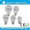 3w 5w 7w 9w 12w e27 b22 ce rohs low price new design led light bulb