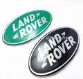 De alta calidad de land rover de epoxy etiqueta el logotipo de epoxy, con precio competitivo