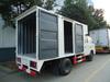 JMC crew cab truck van,4x2 truck van