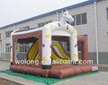 crianças jumper obstáculo inflável jumper para crianças e adultos jogo quente