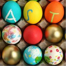 Hot Sell Solar Plastic Egg toys,Plastic Toy Chicken Egg for Christmas