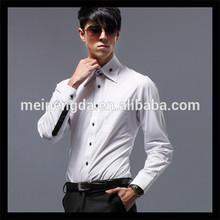 fashionable slim fit cd shirts for men