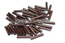 Hot Promotional carbon fiber 3k plain red round tubes