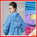 China whosales super suave tela poliéster 100% para pijamas