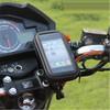 Bicycle Handlebar Mount Holder Bike Waterproof Case Bag For iPhone 5 5c