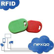 RFID Custom Blank Key Fobs EM4100 TK4100