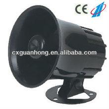 15W Six-Tone Car Alarm Horns Car Speaker/car siren GS-44 ALARMS