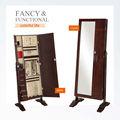 Mobiliário clássico, Jóias de madeira clássico armário de armazenamento