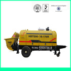 2014 new hight quality products diesel concrete pump mixer truck