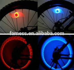Super Bright Led Light Bike Spoke Light New Products For 2014