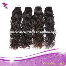 Mixed Lengths 100% Virgin Brazilian Nature Wave Human Hair Weaving, No Shedding ,No Tangle