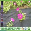 Polypropylene black agriculture weed control