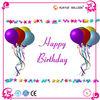 happy birthday latex photo balloons