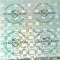 Personalizado holograma etiqueta de seguridad etiqueta el logotipo impreso, etiqueta de holograma pegatinas de papel personalizado, sabotaje holograma sello etiquetas