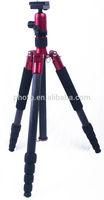 LW-PT02 powerful professional flexible high quality portable extendable carbon fiber flexible tripod holder for ipad