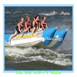 2014 banana inflatable boat,banana boat inflatable,inflatable banana boat