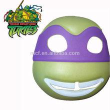 Teenage Mutant Ninja Turtles kids plastic mask for children MSK-0003