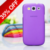 Wholesale Cute Case Super Thin Frosted Case for Samsung Galaxy s3 Phone Case