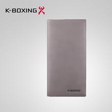 K-BOXING Brand Men's Fashion Long Leather Wallets