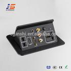 High quality multifunctional motorized desktop socket/plug supplier