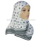 Fashion arabic turban hijab scarf