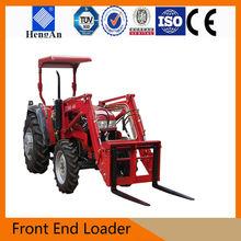 China Cheap Wheel Loader For Pallet Fork