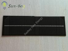 254*83mm 12V 240mA Mini Solar Panel High Efficiency