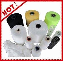 polyester yarn 30 2 spun auto cone for sewing ring spun