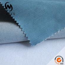 55% cotton 43% polyester 2% Spandex stretch twill fabric