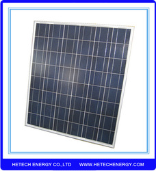 Energy saving polycrystalline 190w pv solar panel with High efficiency