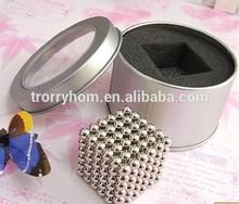 Neocube bucky balls 5mm 216pcs/set small ball shaped magnets