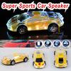 2014 new cool usb sd card speaker toy car speaker FM radio speaker USB & TF Card music player,bluetooth car speaker