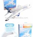 Promotion! 3D puzzle 71 pcs pas cher rc airbus a380