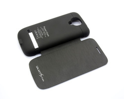 3000mAh Extended Battery Case Power Bank Case for Samsung Galaxy s4 mini Power Battery Case