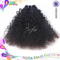 guangzhou fornecedor de cabelo aofa aaaaa grau de cabelo cacheado natural fotos