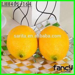 Artificial decoration mini fruit artificial lemon