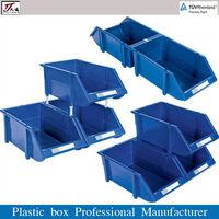 small plastic containers wholesale warehouse bin racks