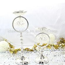 Polyresin artificial crystal wedding decoration centerpieces