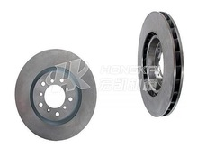 durable auto brake disc suitable for BMW OE:34 11 2 229 529