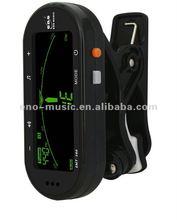 Clip-on Tuner , Metronome & Tone Generator for Guitar Bass Violin & UKULELE