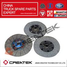 CREATEK china original XCMG Roller parts black clutch disc