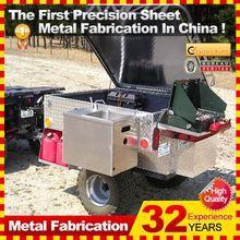Kindle Professional heavy duty camper boîte à outils de la remorque