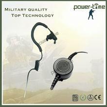 Ações e táticas especiais usado indiano uniformes do exército fone de ouvido PTE-540C