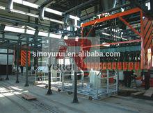 JH-PVC 2014 newly designed construction machine gypsum PVC laminate sheet production line
