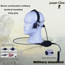 À prova d ' água indiano uniformes do exército headset para ações e táticas especiais PTE-570