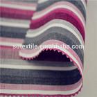 yarn dyed stripe plain cotton fabric from alibaba china