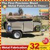 Kindle Professional heavy duty luxury off road camper trailer