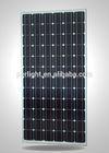 monocrystal 250W Solar PV Modlue balck aluminium alloy frame